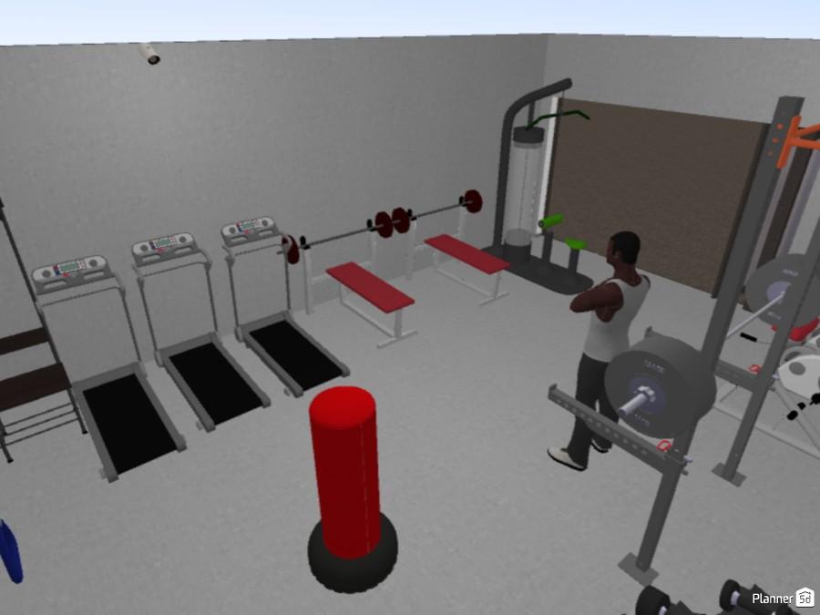 Gym 83600 by Alpha Blaze image