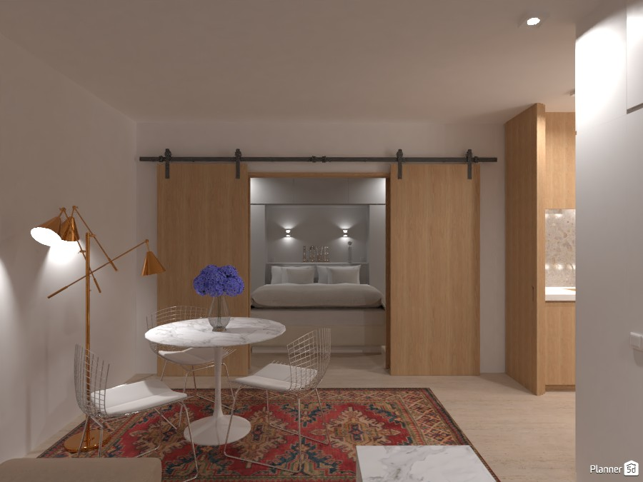 Lovable city apartment for a couple 4679643 by Lucija Marko image