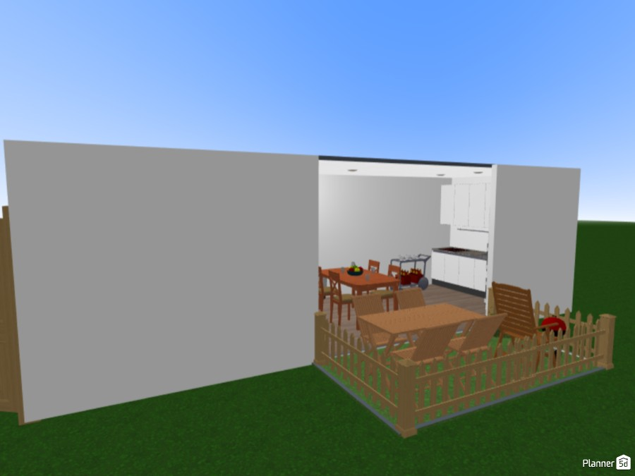 Little Modern House 82227 by Claudia Arista image