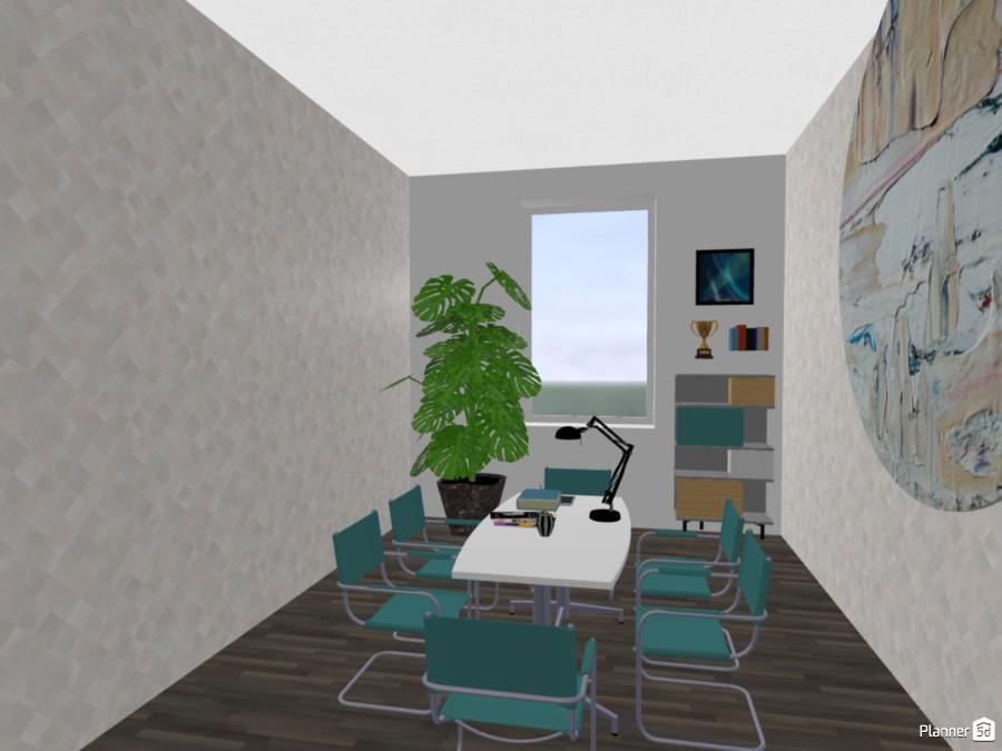 office 83400 by Huzaifah Al-Quraishi image