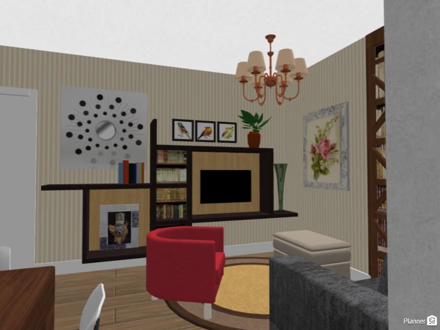 Evangeline House 66637 by Mila Mar image