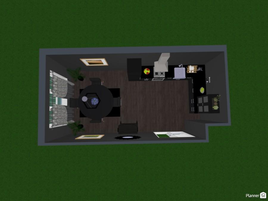 Dark Kitchen 85999 by devendra image