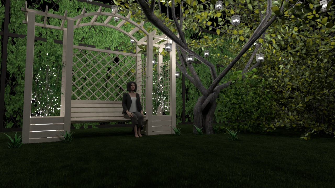 Garden 4490429 by Evelinaa image