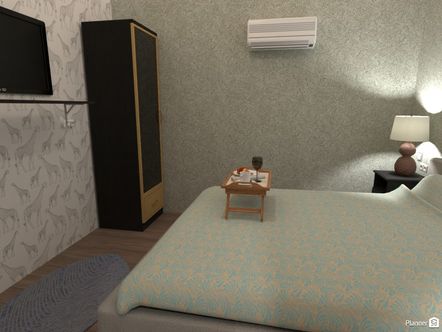 Bedroom 1 4608135 by James image