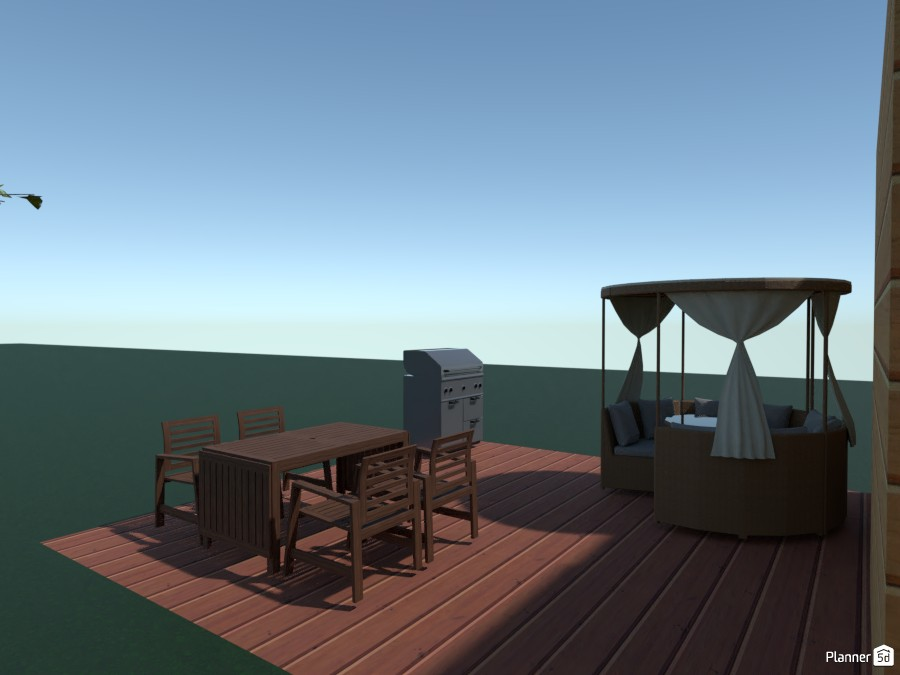 Outside cooking area 4608150 by James image