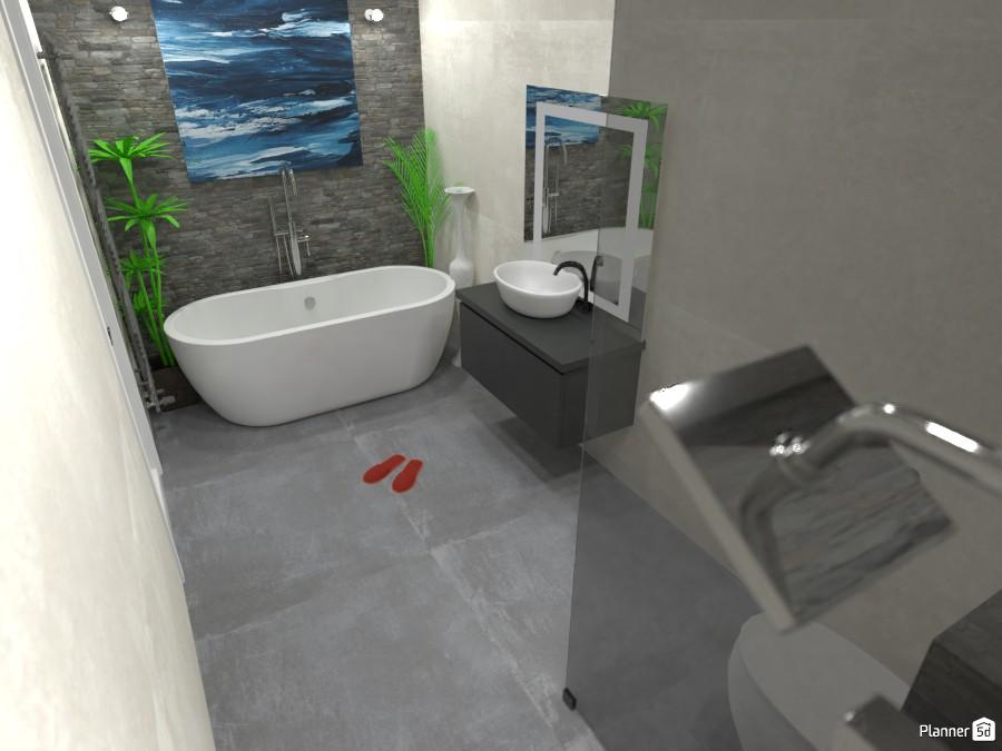 Bathroom - Modern Clean 2976074 by fabio alves image