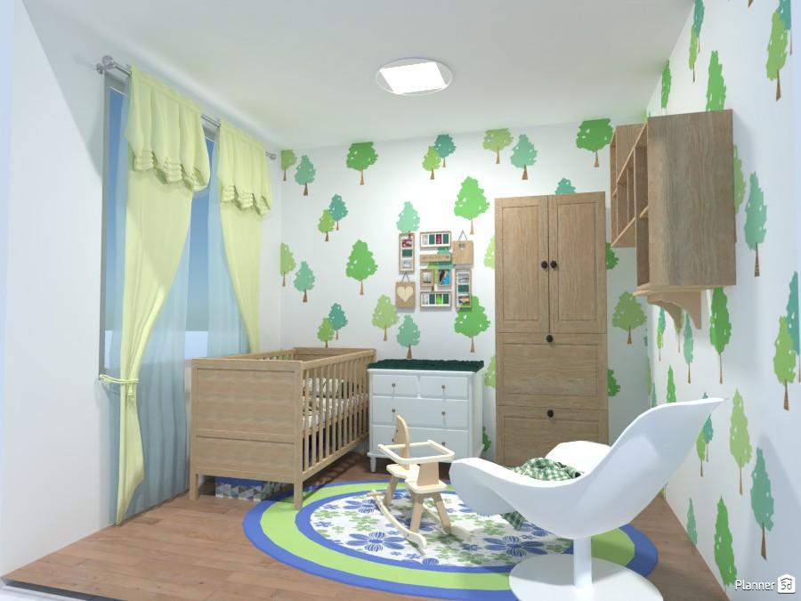 Nursery 4858171 by Enrico e Cinzia image