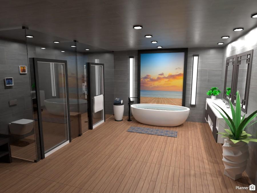 salle de bain 4598774 by mersomiju image
