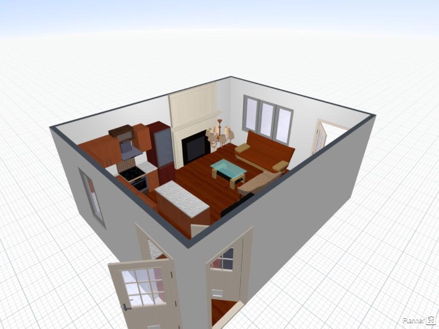 a mini house 77164 by SomeoneRandome image