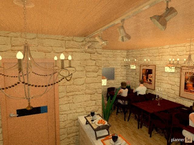 Mini Cafeteria #1 56174 by Super Hero image