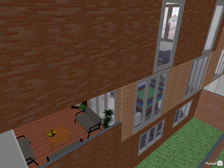 modern home 73174 by hunter Bott image