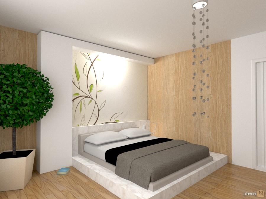 Nature Bedroom 2 989892 by Yordan Radev image