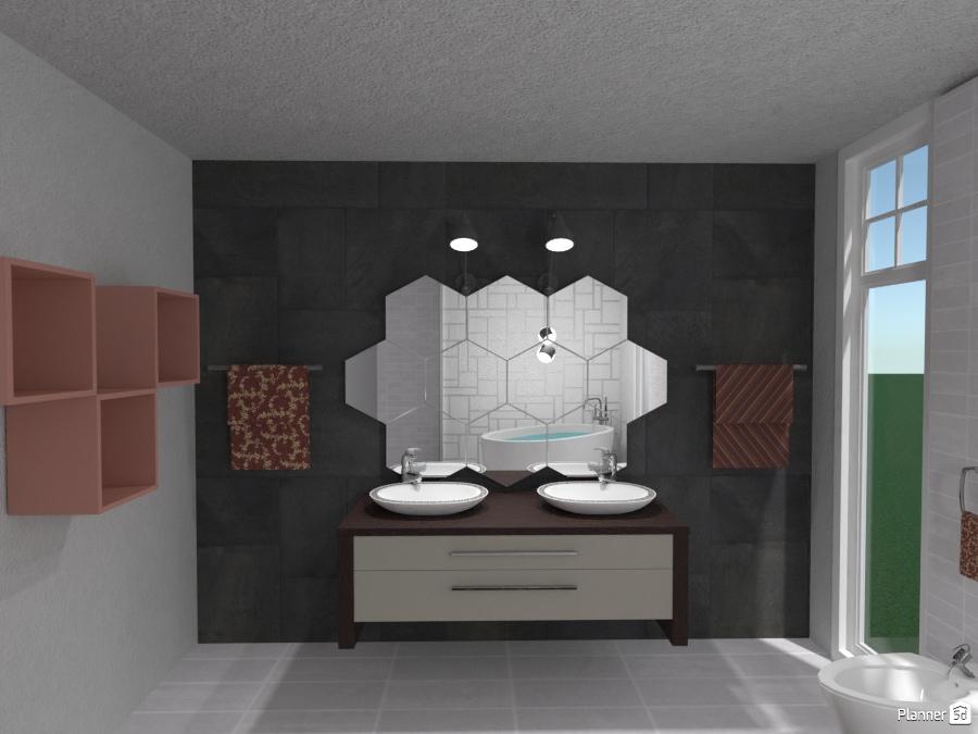 Linear Bath #1 2122976 by Moonface image
