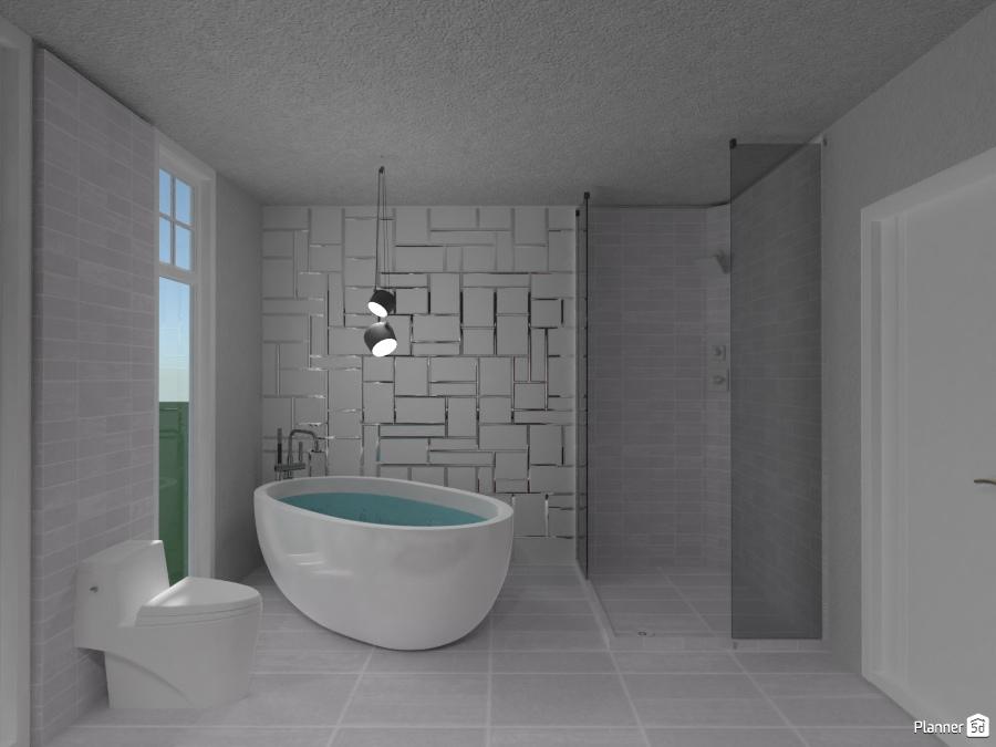Linear Bath #2 2122977 by Moonface image