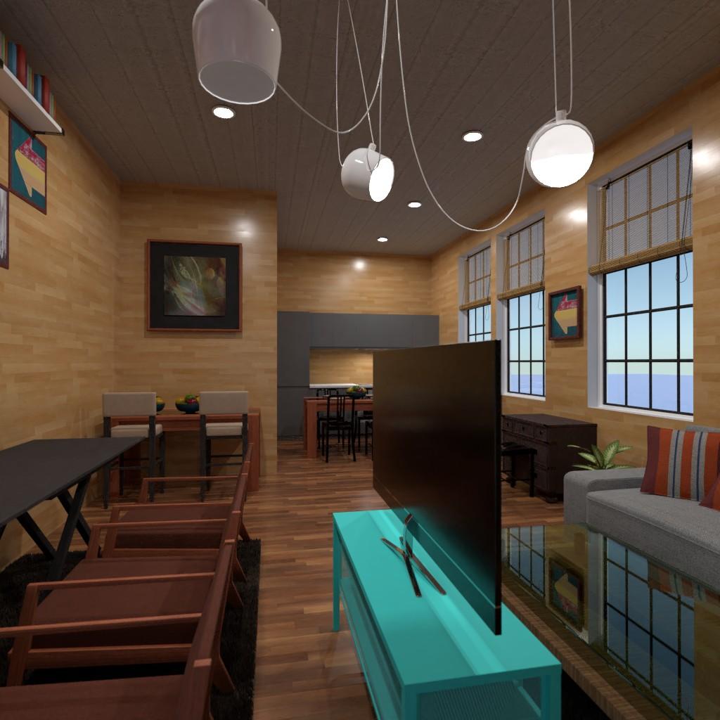loft interior style 85772 by Watty Fatty image