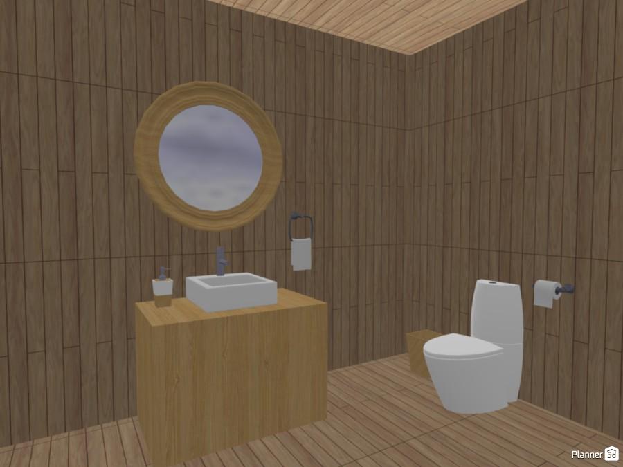wooden house 85723 by zahava image