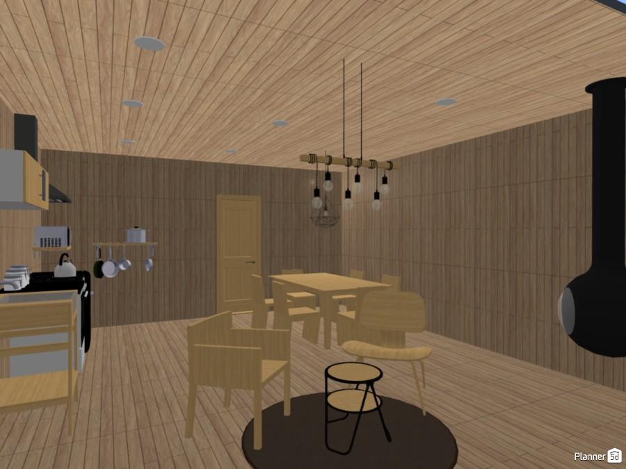 a wooden room 85334 by zahava image