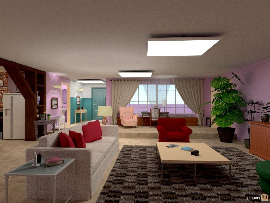 Monica's Apartment 2 1150512 by Raiza image