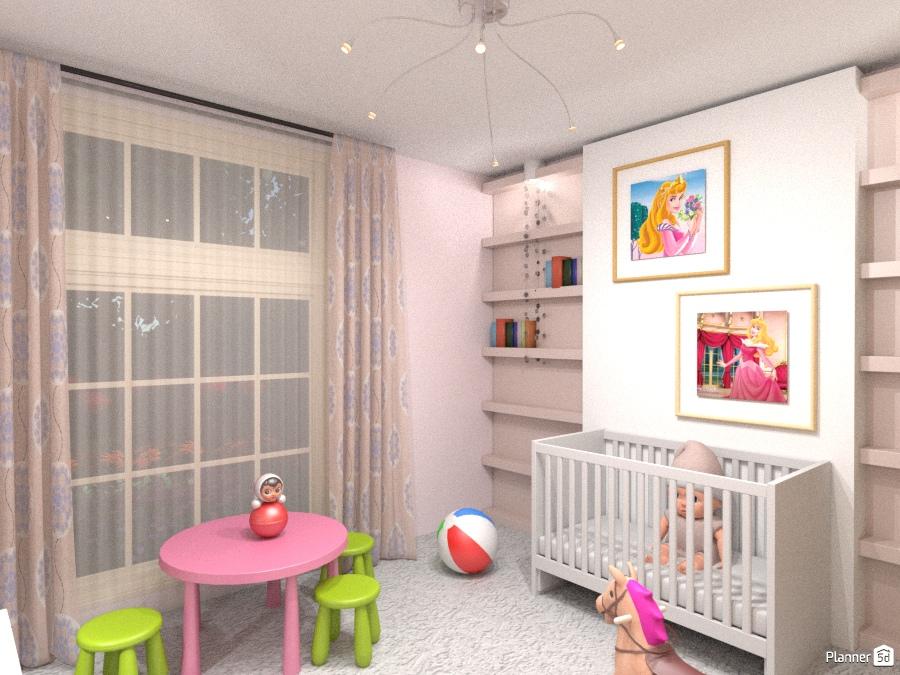Детская комната 1582084 by Milena image
