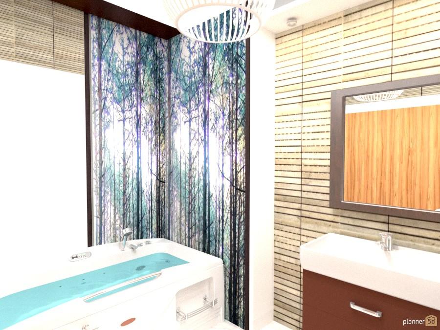 Ванная комната 1134091 by Татьяна Максимова image