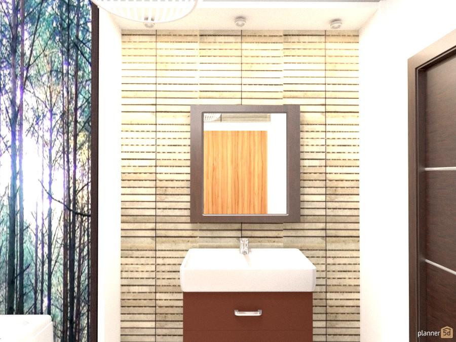 Ванная комната 1134092 by Татьяна Максимова image