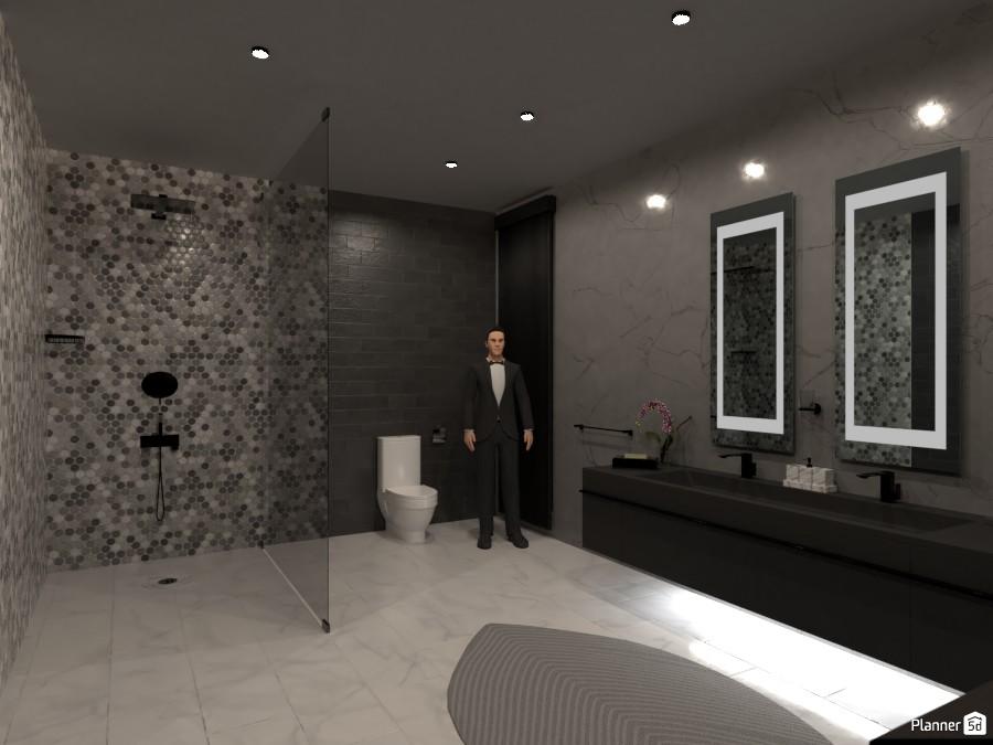 Bathroom #1 4950046 by Yaaseen Fredericks image