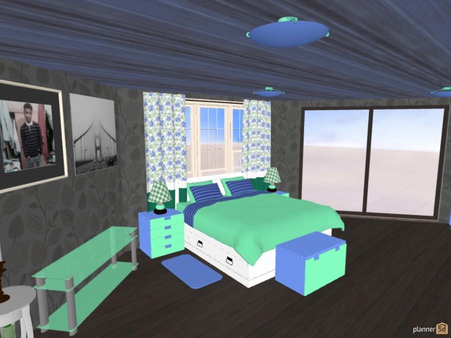 Dormitorio 50386 by Manuel Frank image