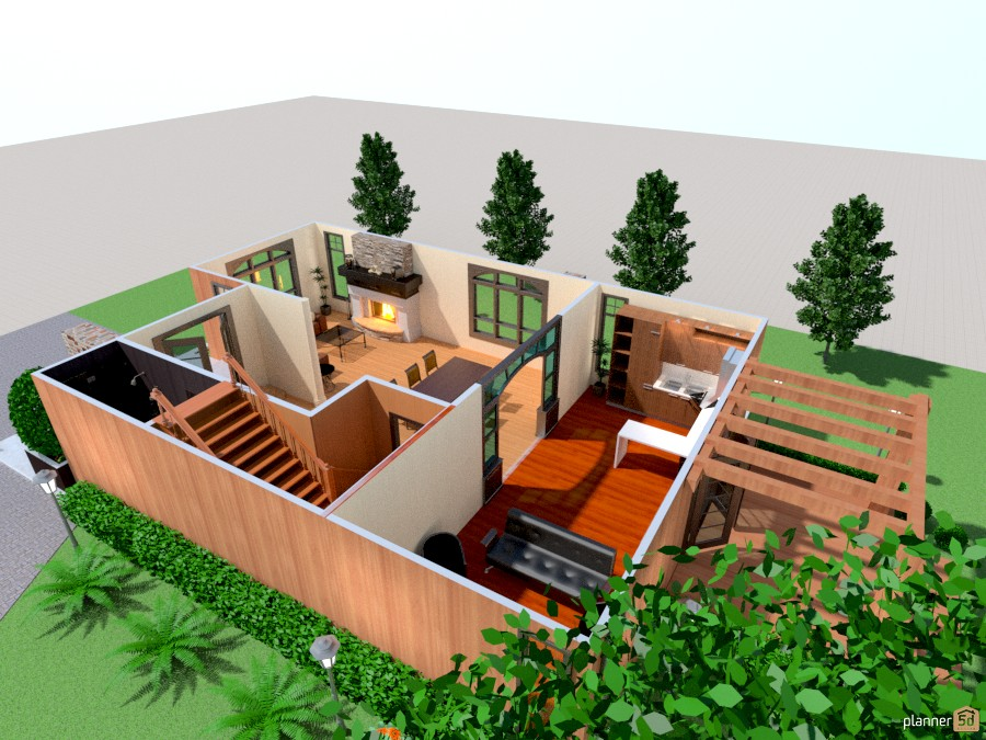 Mi hermosa Casa :) 55070 by Pabliito Valles image