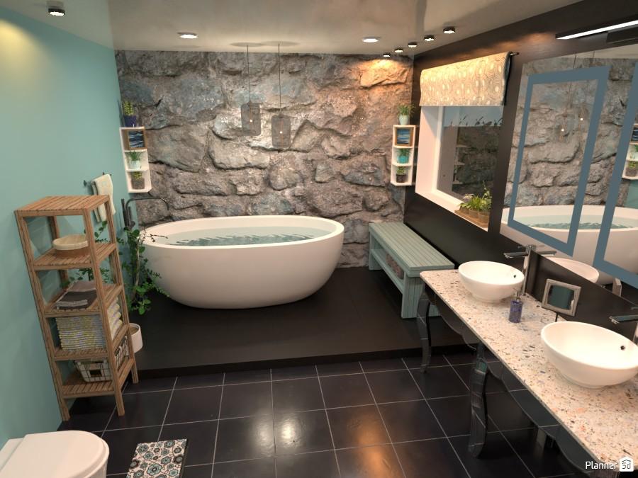 Dream Bathroom 4540292 by Mehaanshi image