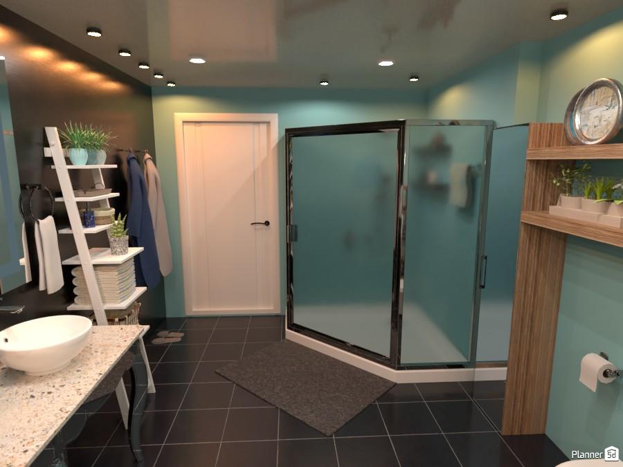 Dream Bathroom 4540294 by Mehaanshi image