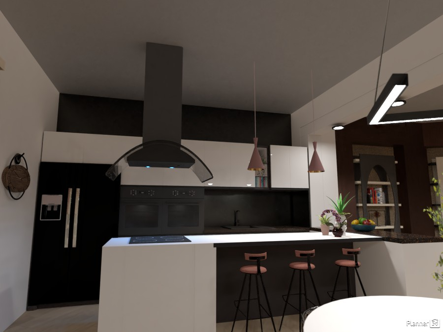 Modern Kitchen 5009330 by Moonface image