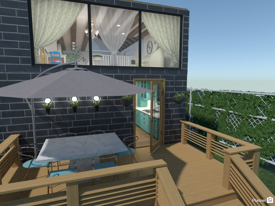 A Boho Style House -for Ella !!! 4366983 by Mehaanshi image