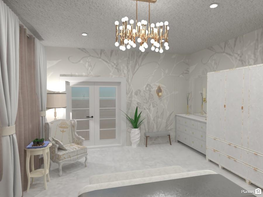 Классическая спальня 87557 by Ольга image