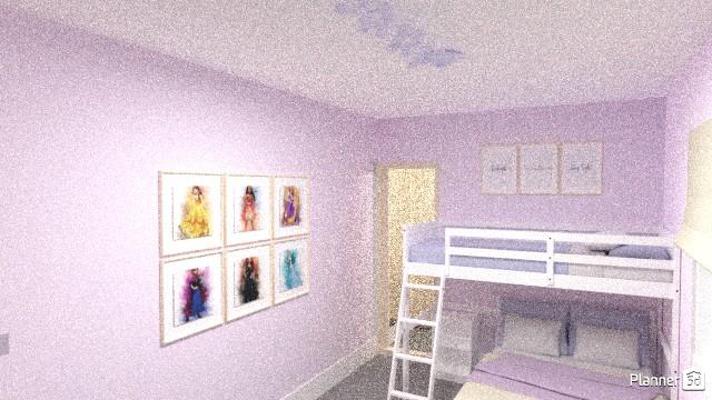 princess bedroom 86849 by Mia image
