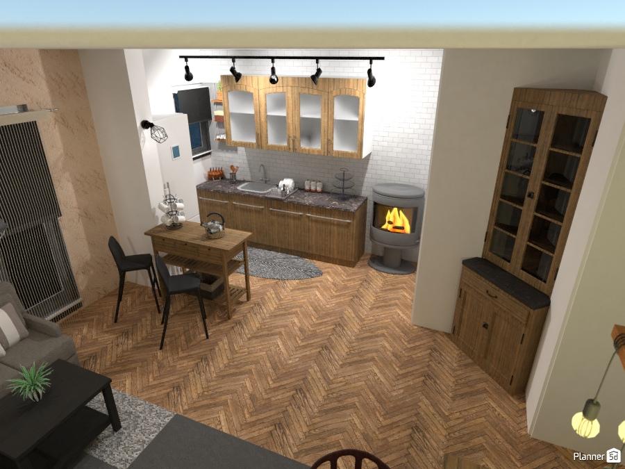 kitchen+living area 2896309 by Petia Krasimirova Vangelova image