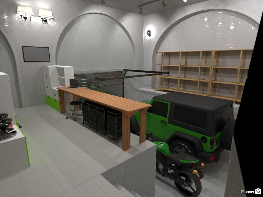 Workshop 4512301 by Helen Morgan image