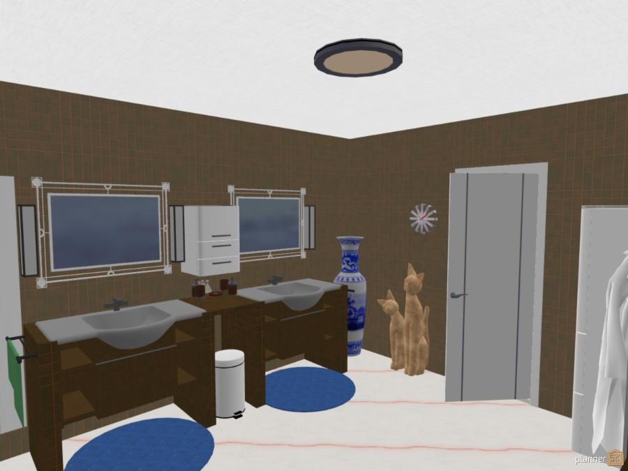 Projekt - modern  bathroom 59447 by Siegfried Peter image
