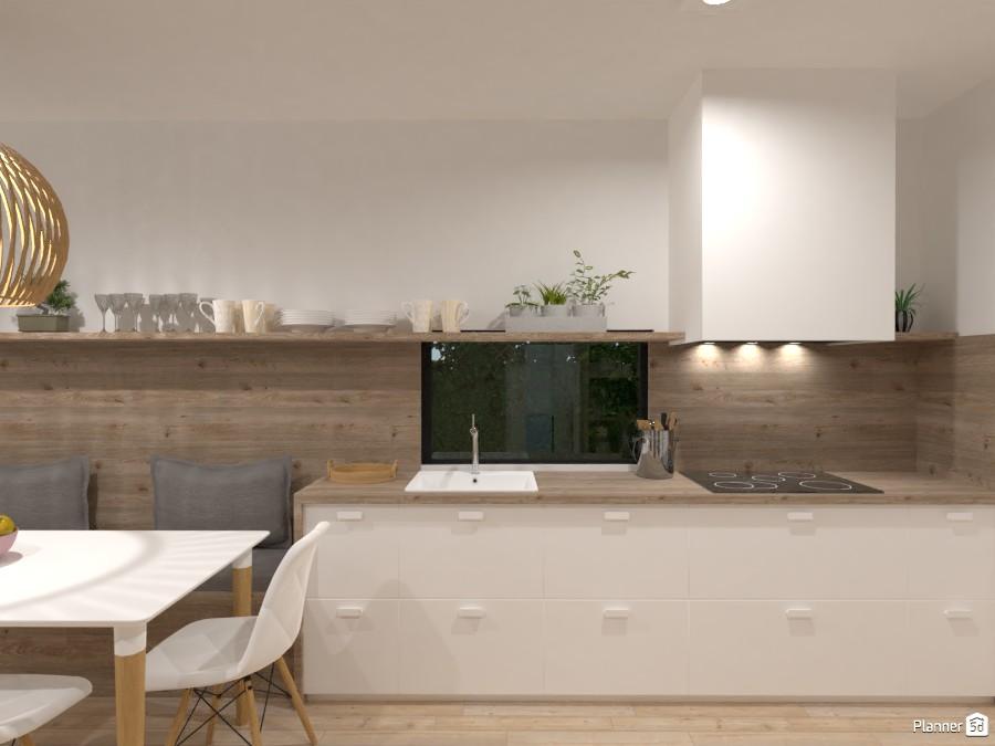 Modular & ecological home - kitchen 4637489 by Lucija Marko image