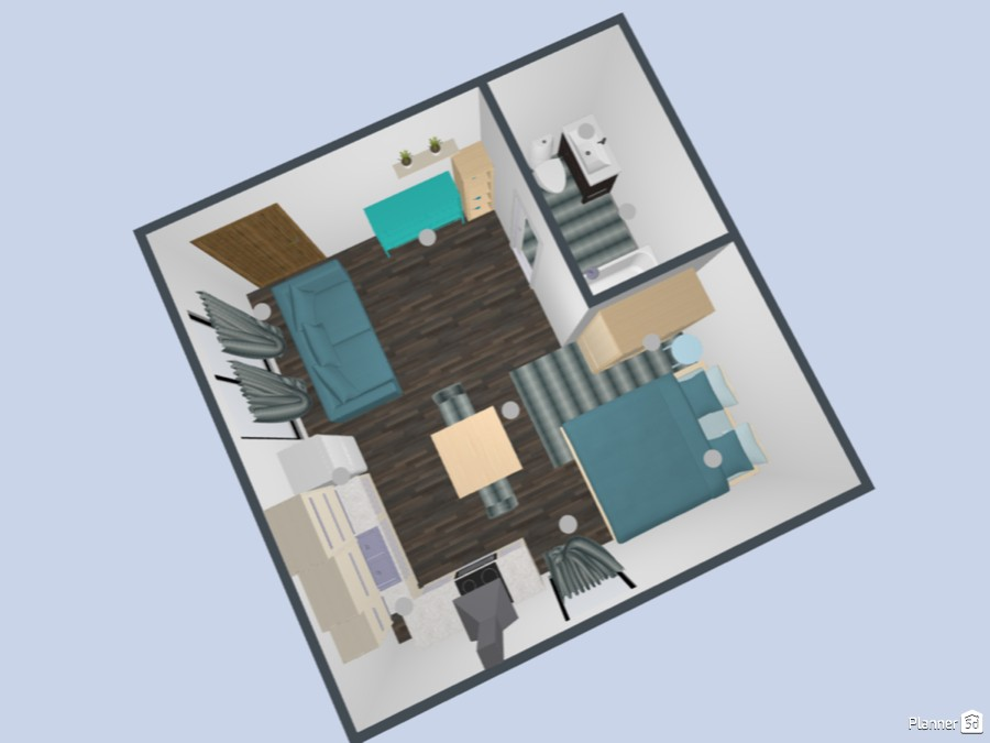 Apartment (former design battle project) 84504 by BooBoo image