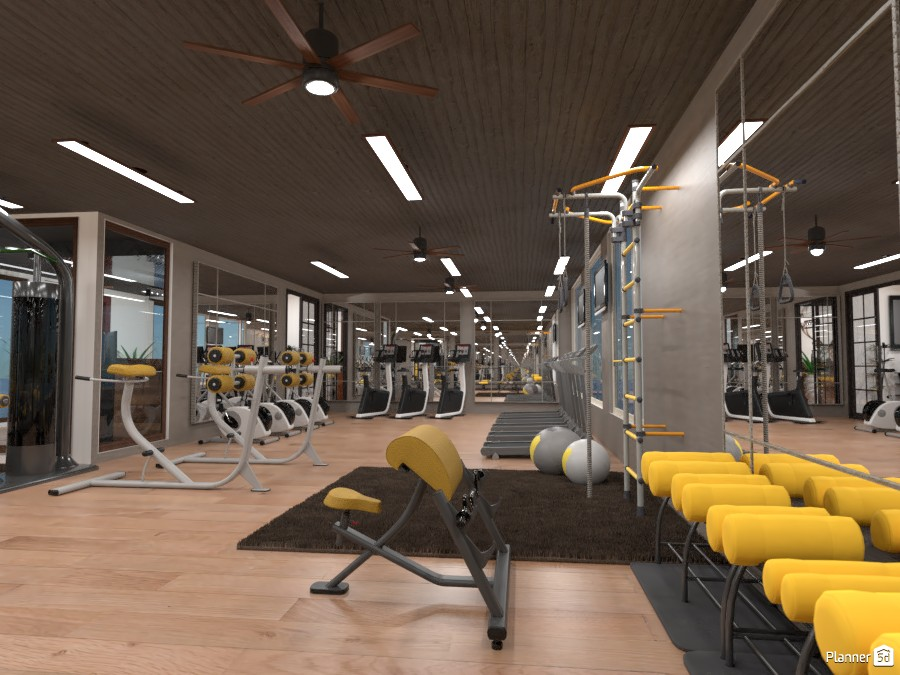 fitness center 2 3931401 by tiffbrant image