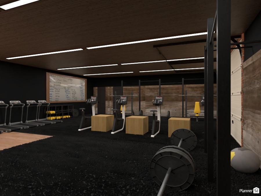 CrossFit Gym 4180106 by tiffbrant image