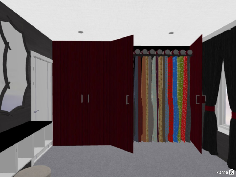 Luxury Bedroom 86939 by The Genius Of Design image
