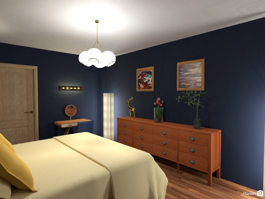Bedroom with Adele 2 3639626 by Rita Oláhné Szabó image