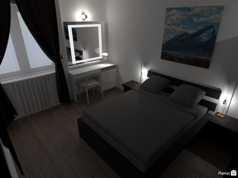 Master Bedroom Lights Night 4588475 by Samuel Thng image