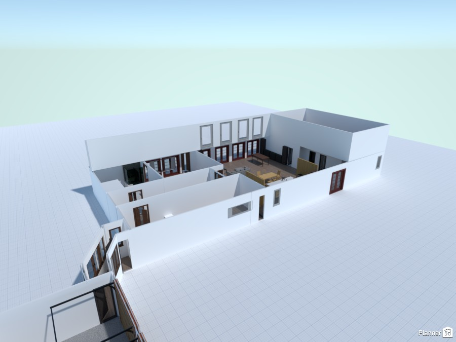 contemporary home with office on 2nd floor 3401778 by User 10311328 image