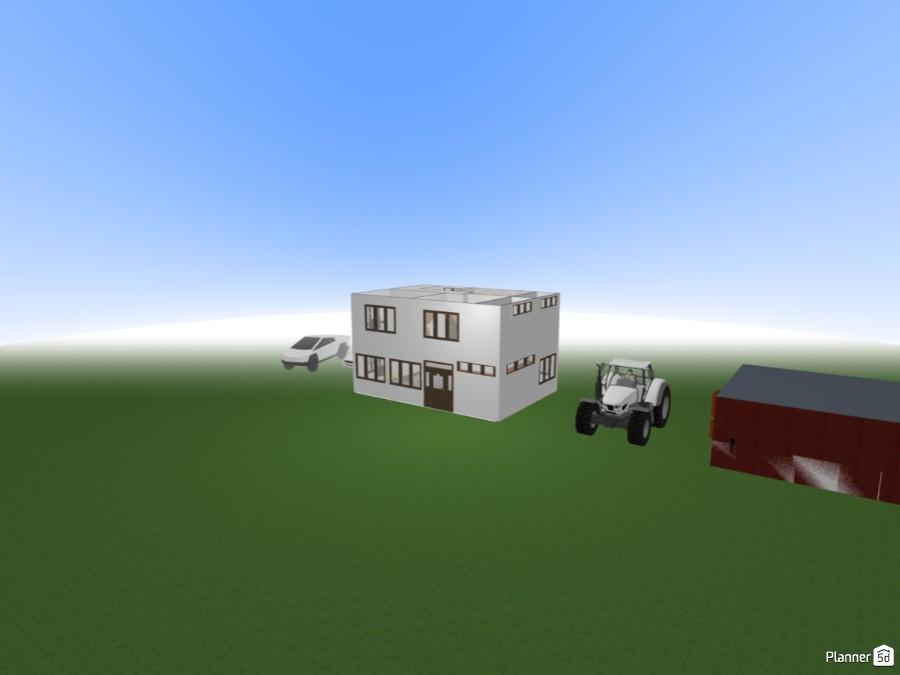 Farm House 86843 by Keki image