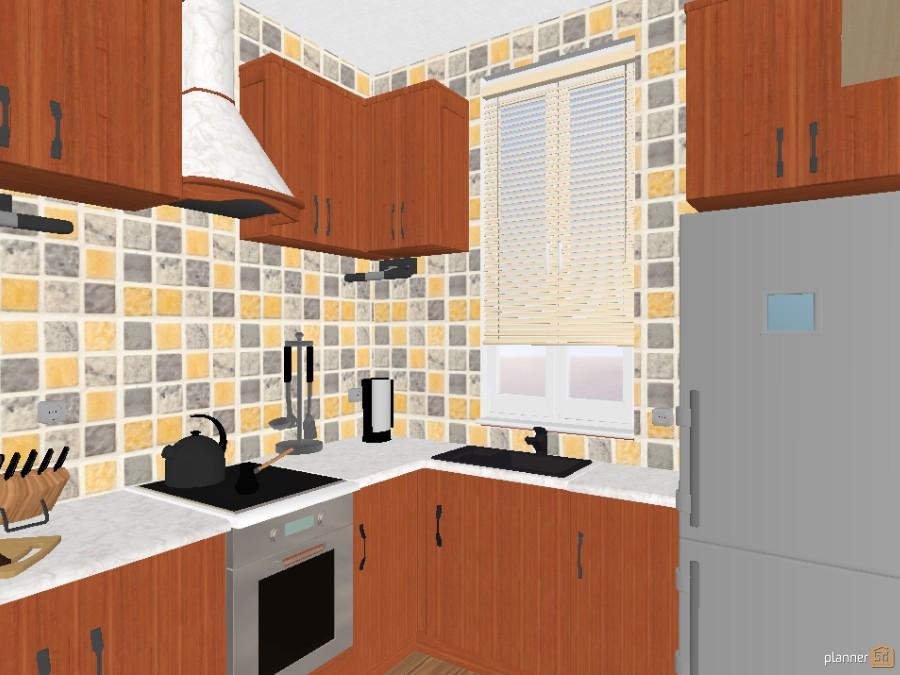 кухня 49674 by Karinka Nazarova image