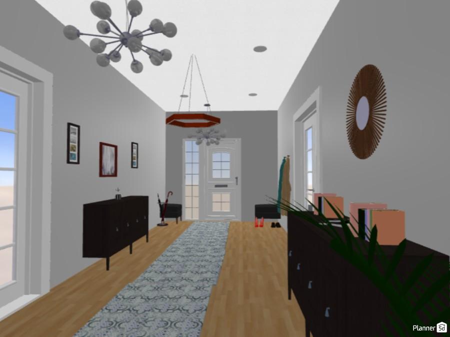 long hallway design battle! 87153 by sz image