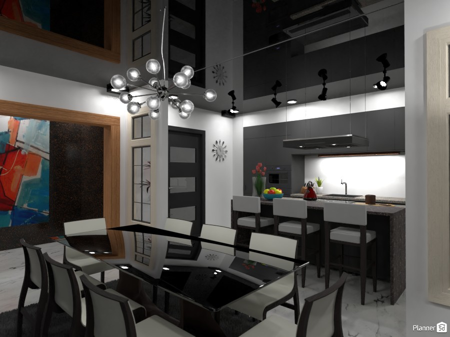 Modern Kitchen Design 81902 by RLO image