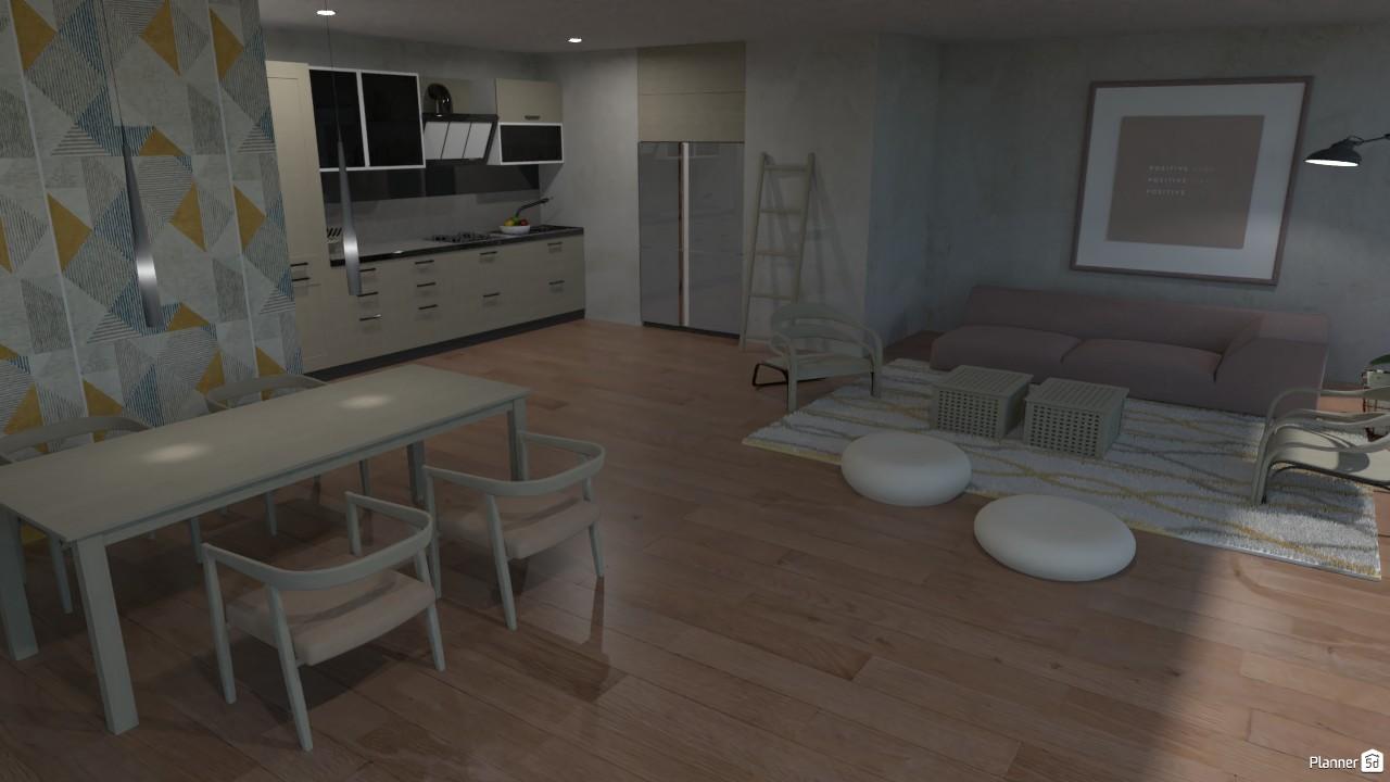 Departamento minimalista. 3942371 by jesus ortuño image
